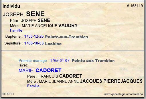 Joseph Sene