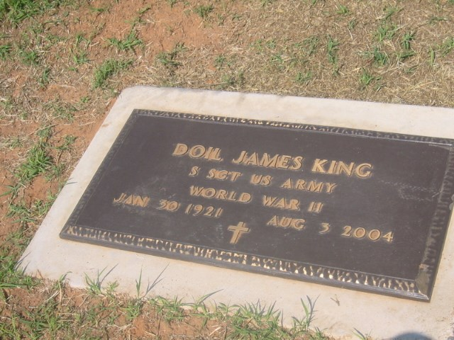 James Alfred King