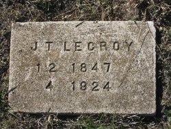 John Lewis LeCroy