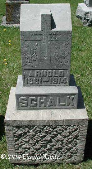 Arnold Schalk