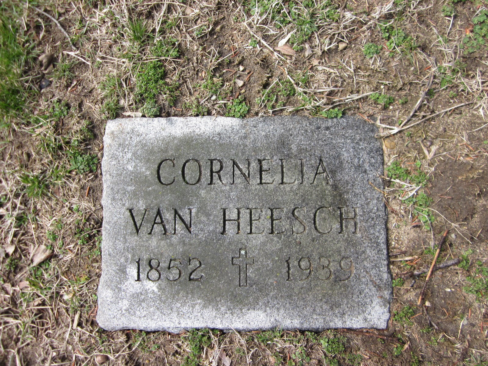 Cornelia Kampen Van
