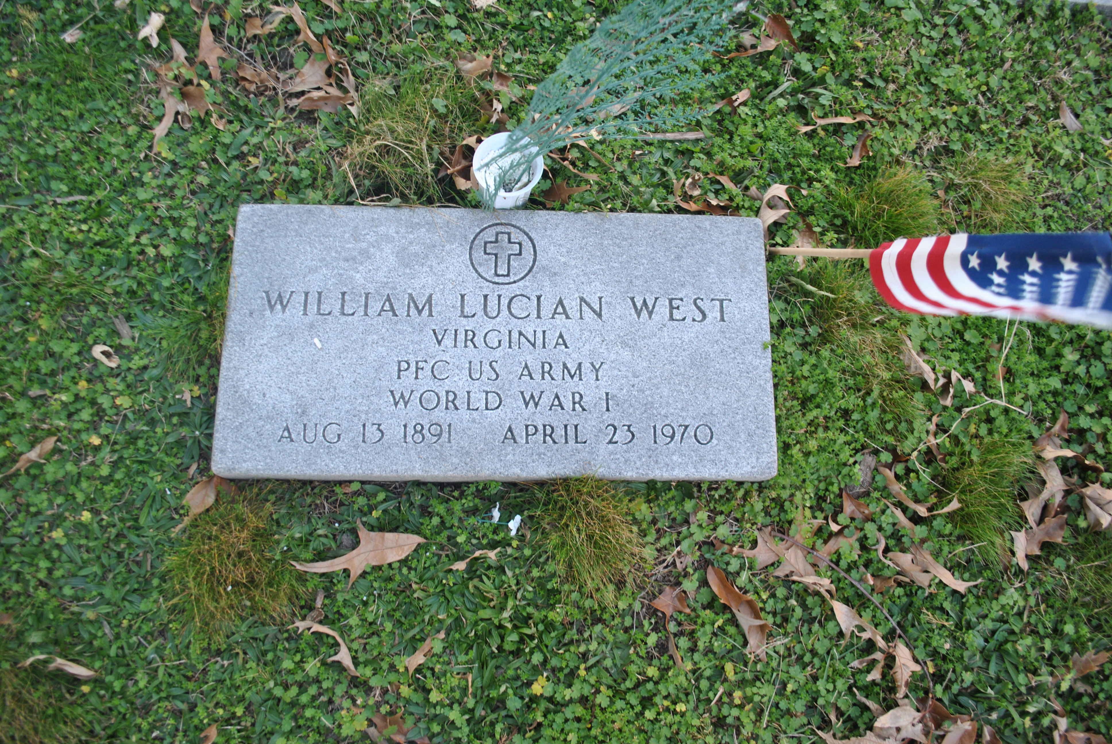 William Lucian West