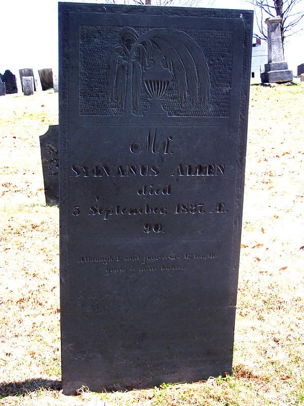 Sylvanus Allen