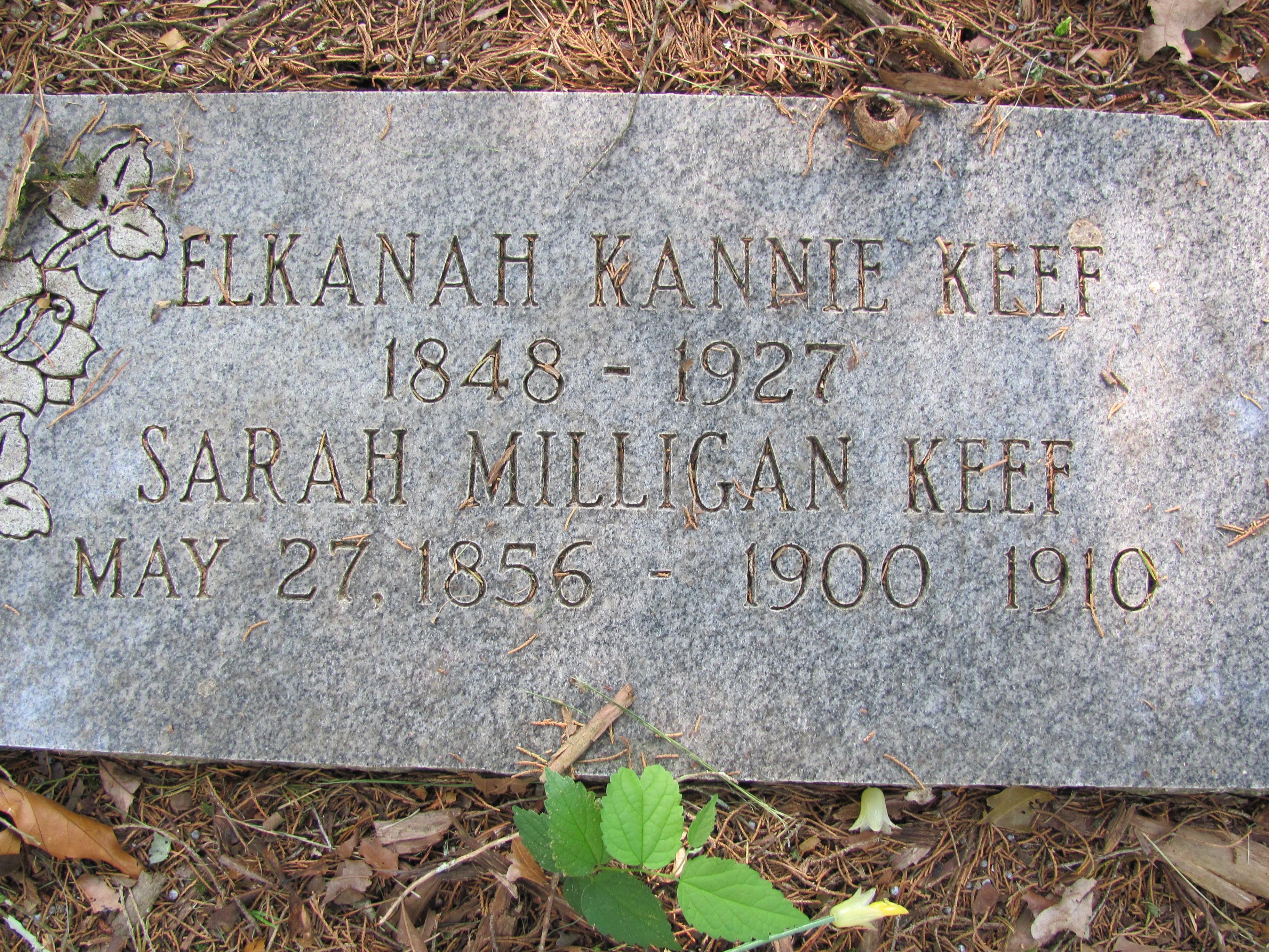 Elkana Rubin Keef
