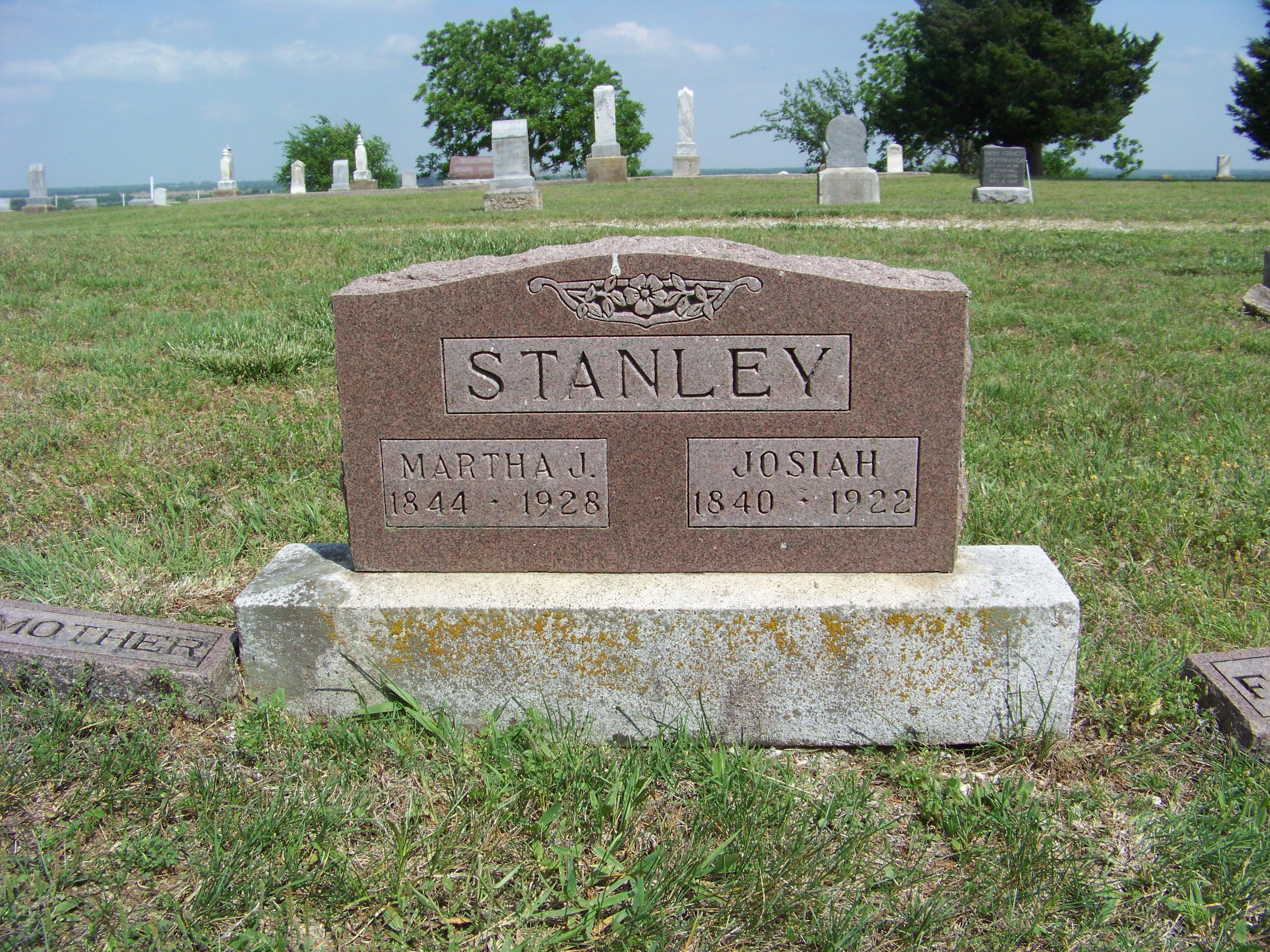 Josiah Stanley