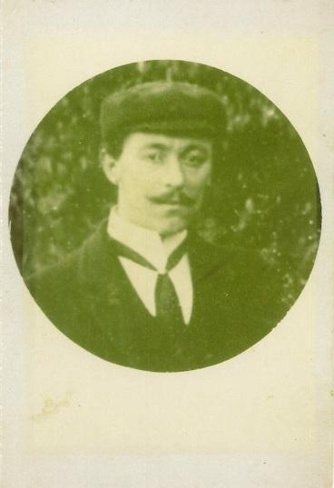 Edward Fussell Entwisle