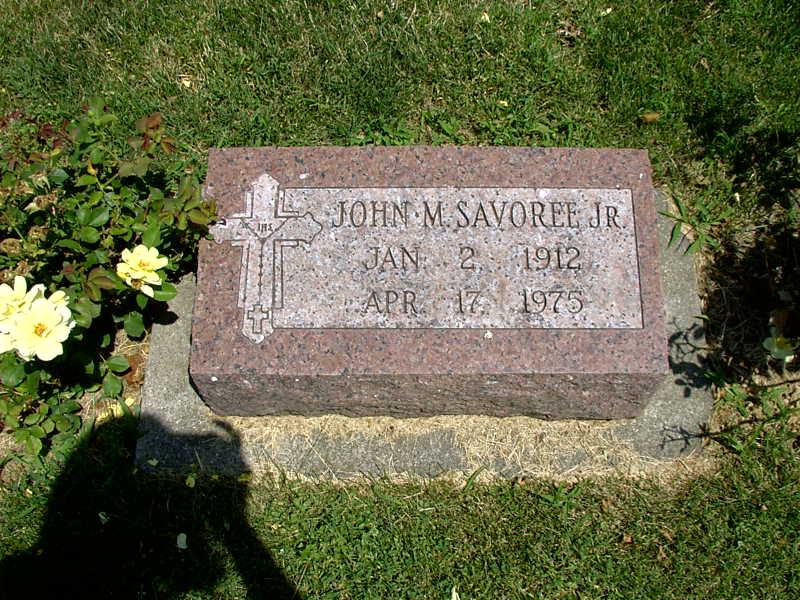 John M Savoree