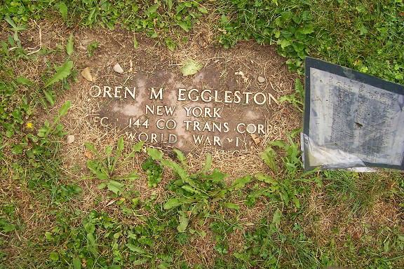 Orrin Eggleston