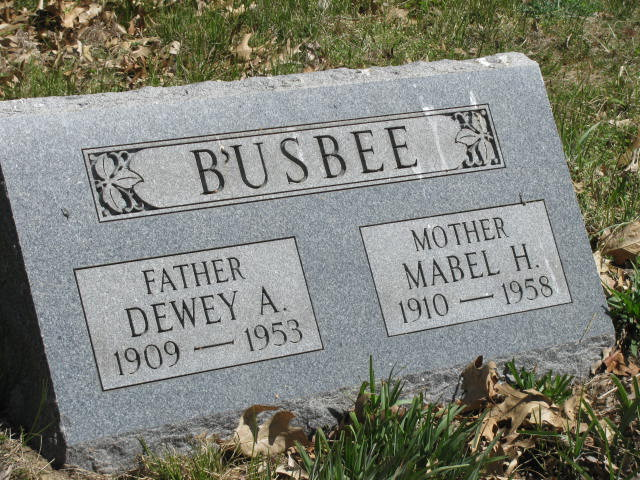 Alberta Busbee