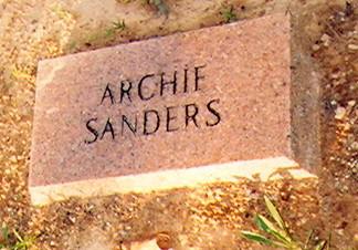 Archibald M Sanders