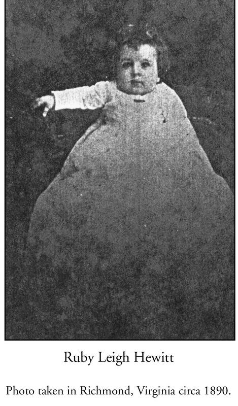 Ruby Hewitt