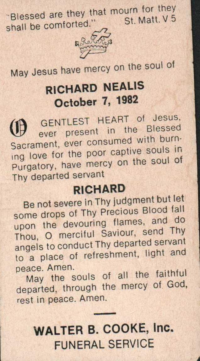 Richard Nealis