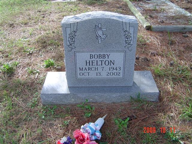 Bobby Helton