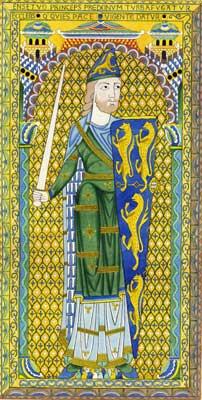 Geoffrey V Plantagenet