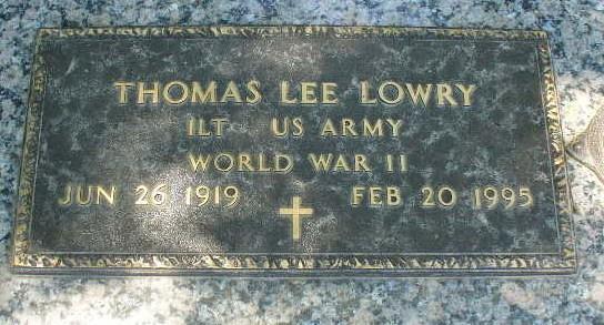 Thomas Martin Lowry