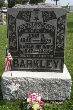 John W Barkley
