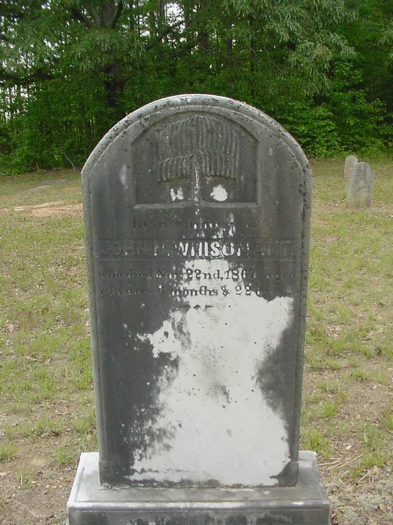 William Jenkins Whisenant