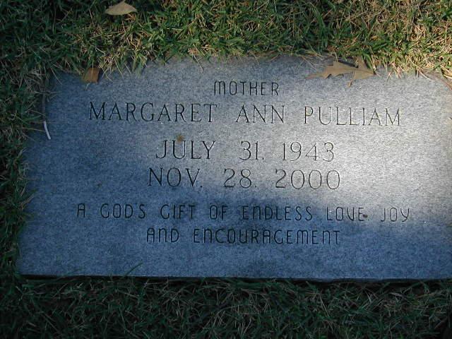 Margaret Ann England