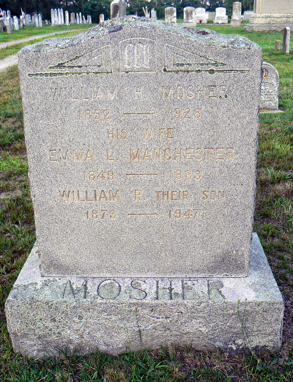 William Ira Mosher