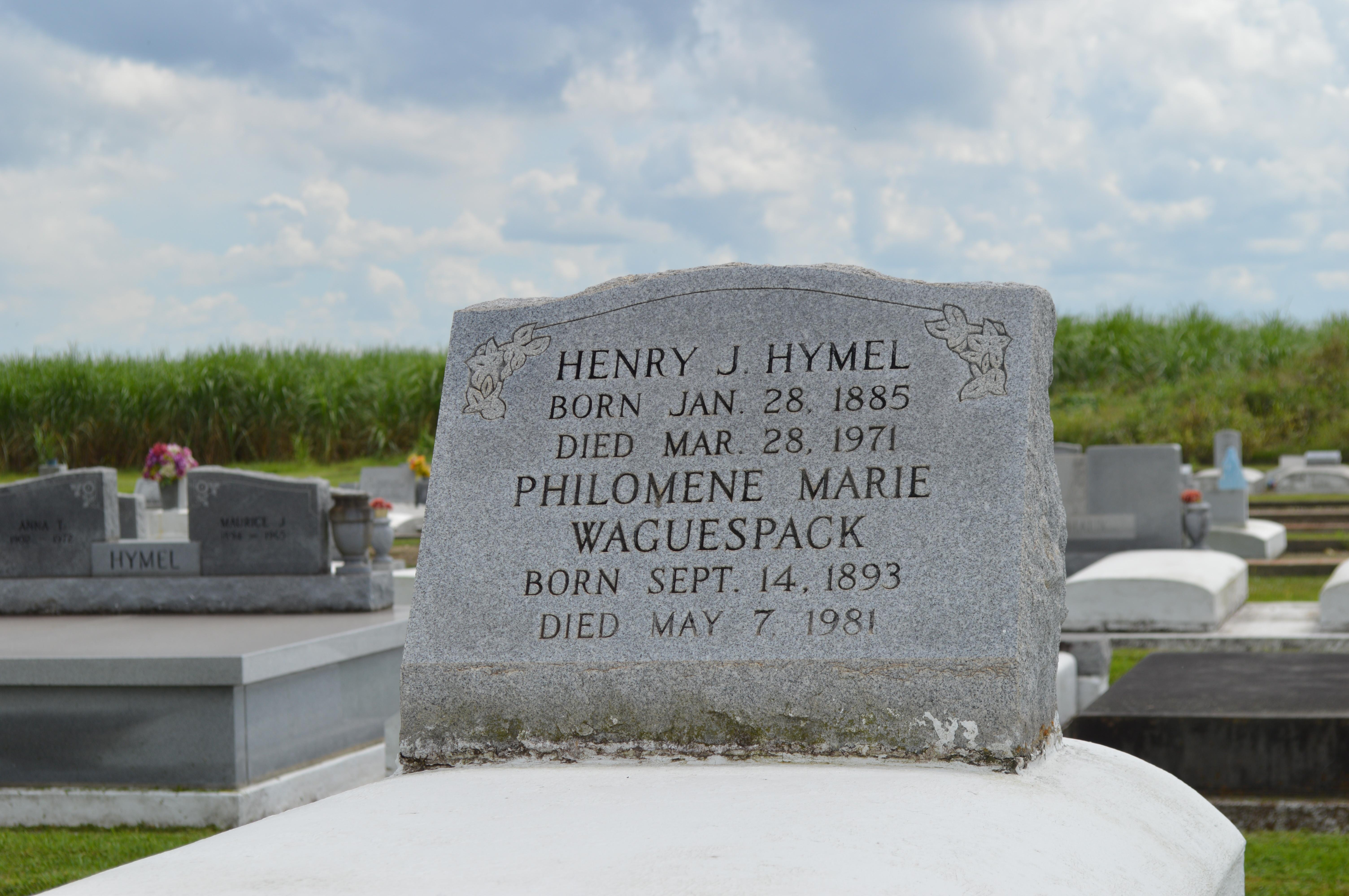 Alcee J Hymel