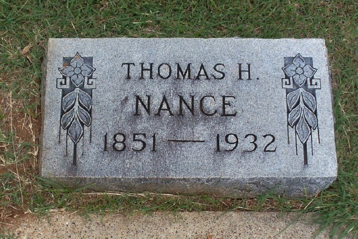 Thomas C Nance
