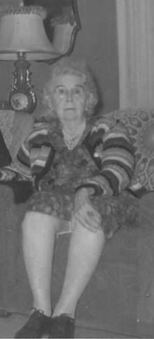 Minnie May Allen