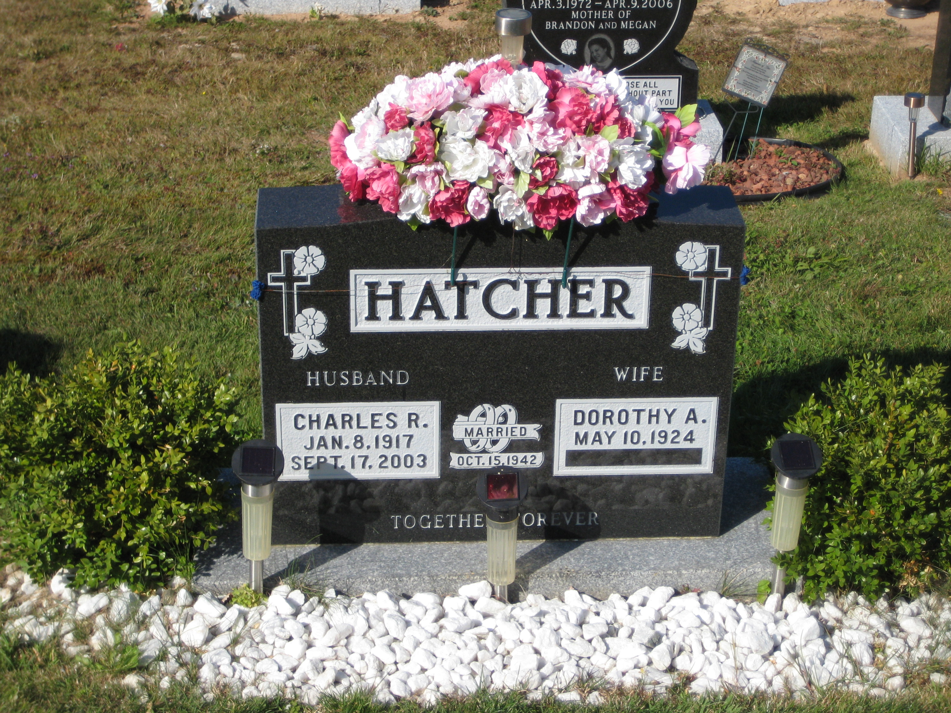 Charles Ray Hatcher
