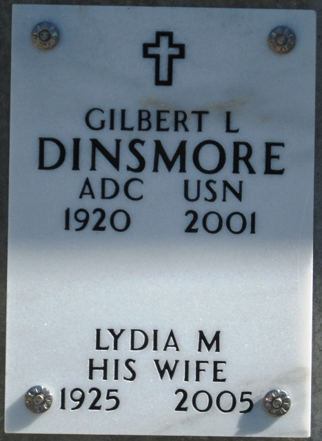 Lydia Coffin Dinsmore