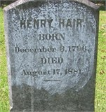 Henry Hair