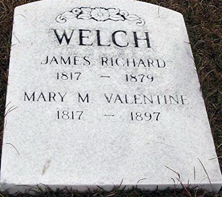 James Monroe Welch