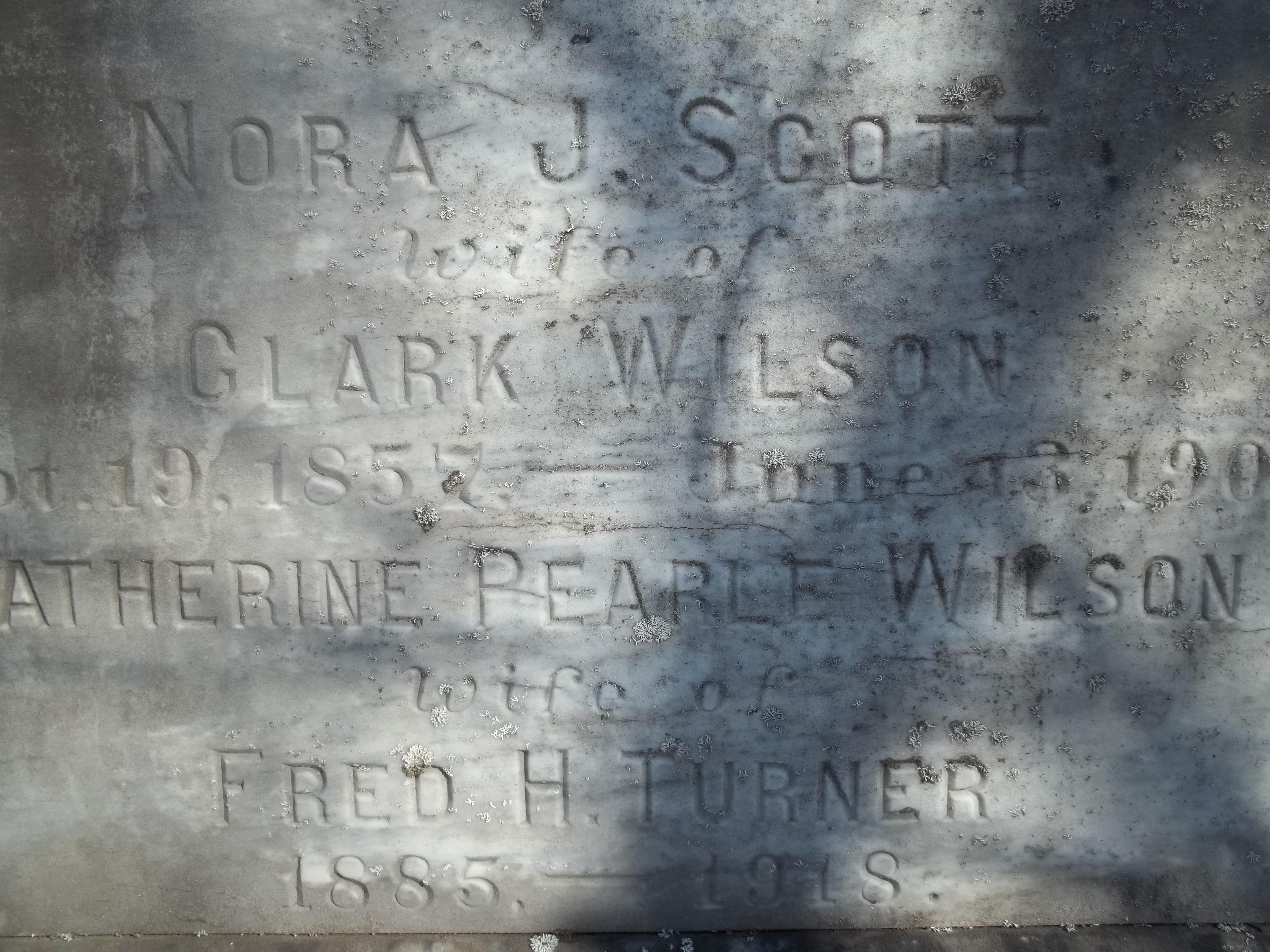Nora Scott