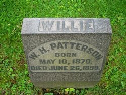 William H Patterson