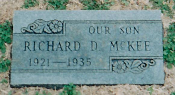 Richard C Mckee