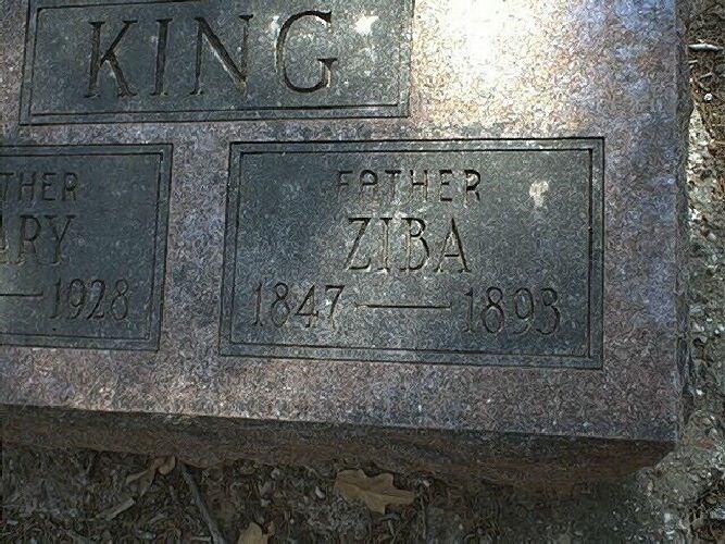 Ziba King