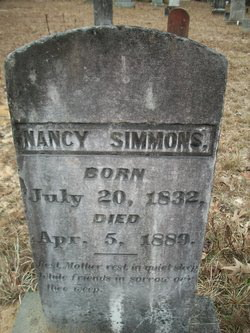 Nancy Simmons
