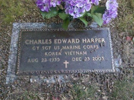Charles Edward Harper