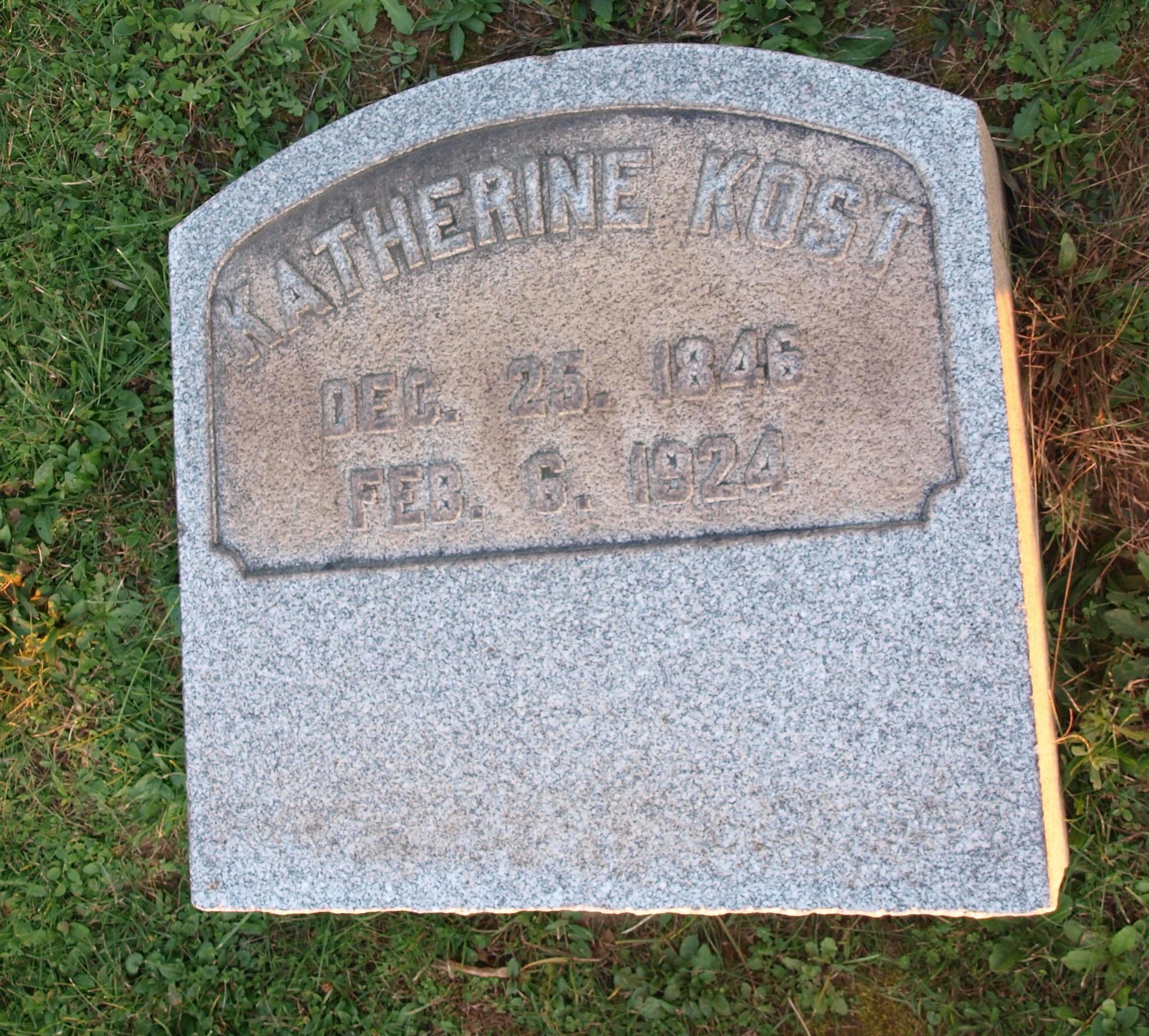 Katherine Kost