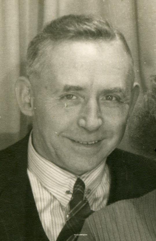 Frederick Jordan