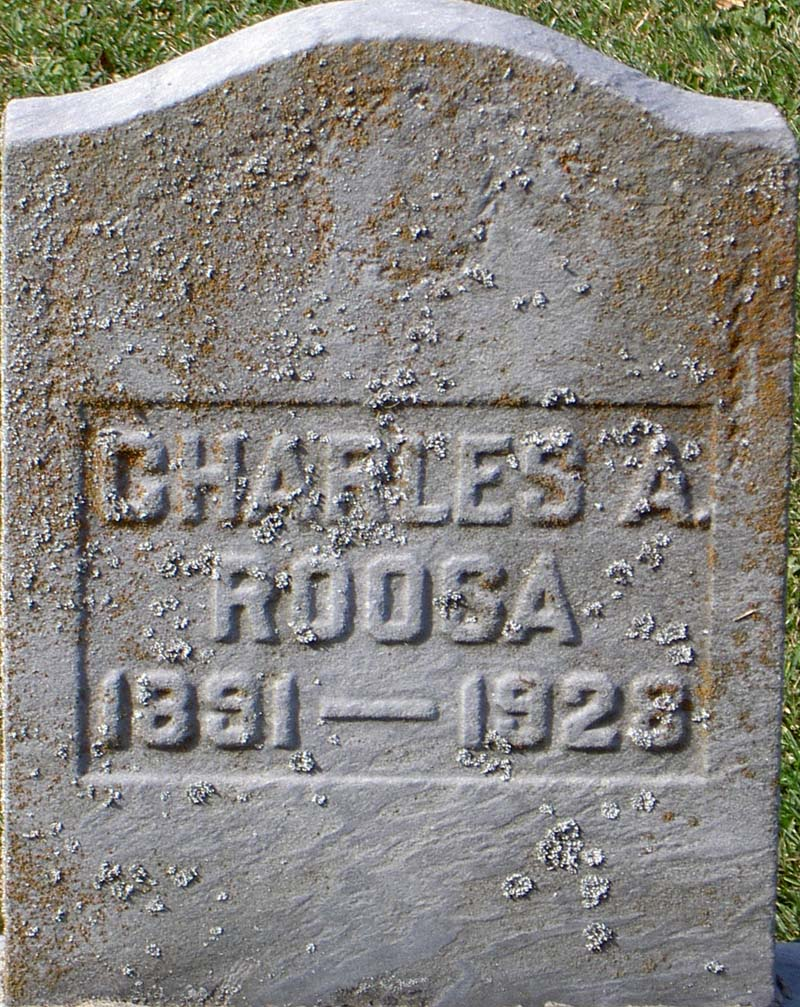 Charles Henry Roosa