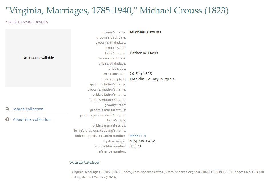 Michael Crose