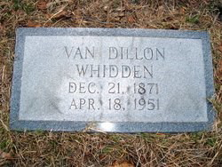 Dillon H Whidden