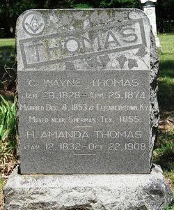 Wayne Holland Thomas