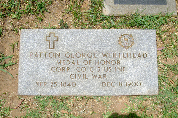 Patton G Whited