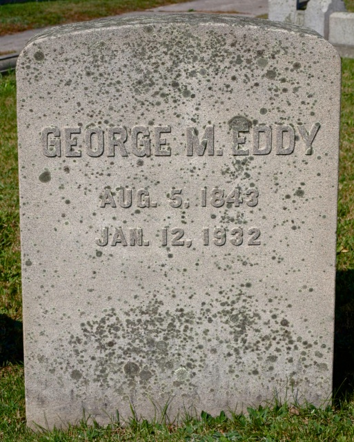 Chesley George Eddy