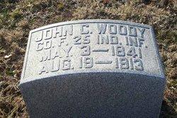 John C Woody
