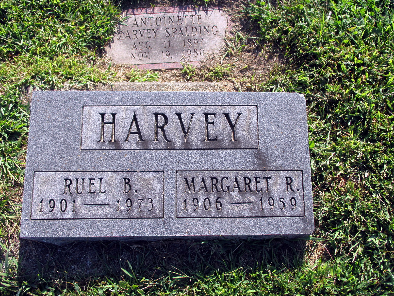Ruel Harvey