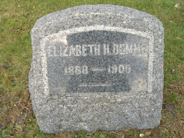 Elizabeth Helen Williams