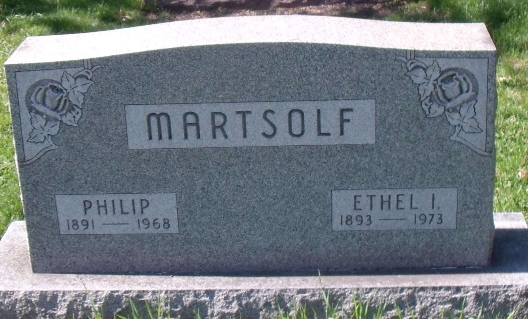 Harley L Martsolf
