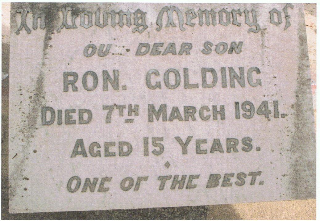 Ronald Golding