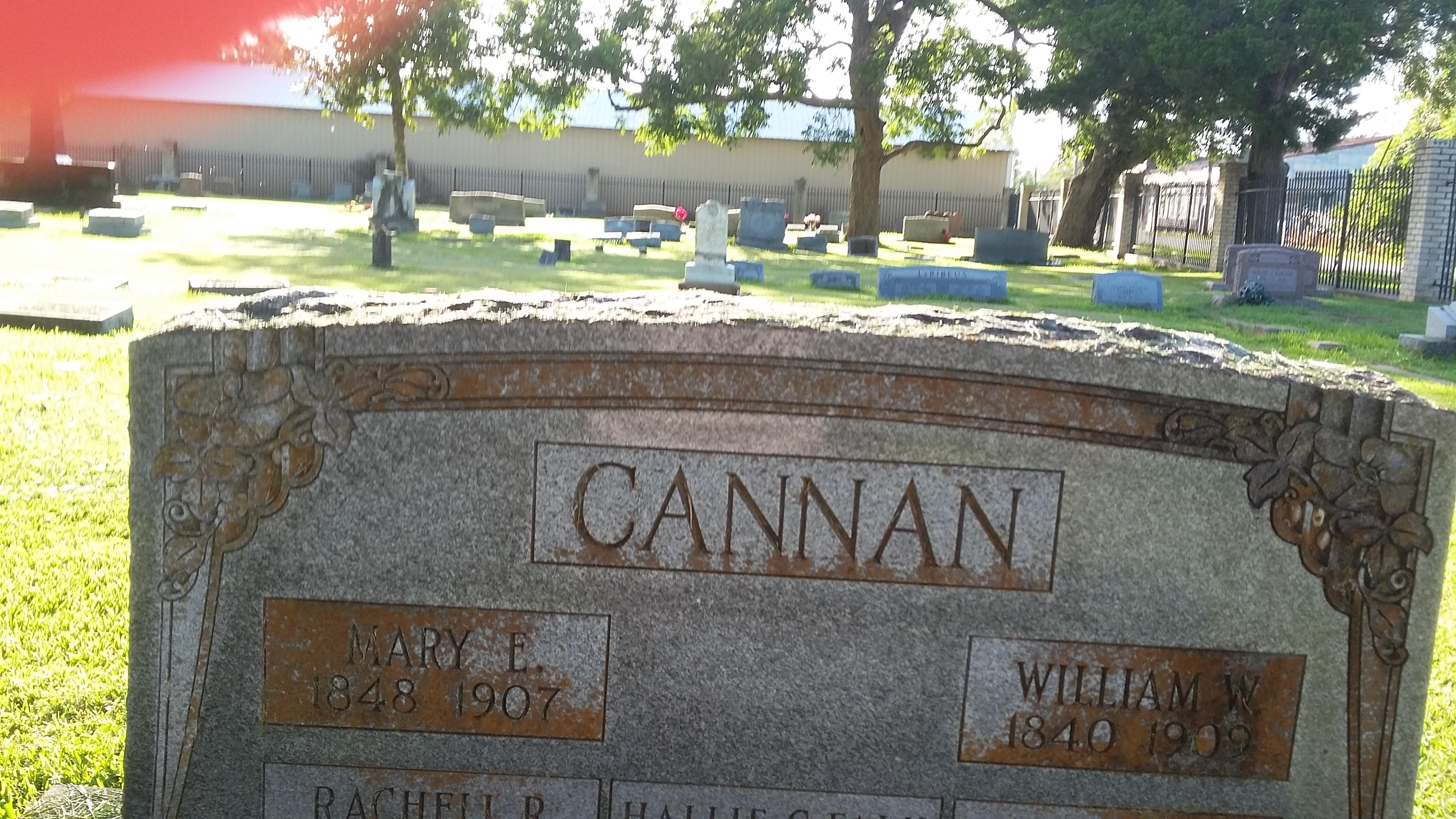 Wherry M Cannon